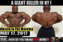 GIANT KILLER IN NY! - Muscle In The Morning May 17, 2017