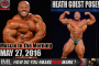 HEATH GUEST POSE! Muscle In The Morning May 27, 2016
