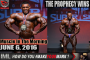 THE PROPHECY WINS ! Muscle In The Morning June 6, 2016