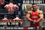 VLAD IS READY! Muscle In The Morning June 9, 2016