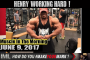 HENRY WORKING HARD - Muscle In The Morning June 9, 2017