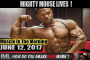 MIGHTY MOUSE LIVES!- Muscle In The Morning June 12, 2017