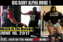 BIG RAMY ALPHA MODE!- Muscle In The Morning June 16, 2017