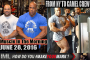FROM NY TO CAMEL CREW!- Muscle In The Morning June 28, 2016