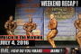 WEEKEND RECAP!- Muscle In The Morning July 4, 2016