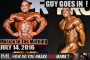 GUY GOES IN  - Muscle In The Morning July 14, 2016