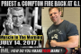 PRIEST & COMPTON FIRE BACK ! - Muscle In The Morning July 14, 2017