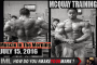 MCQUAY TRAINING - Muscle In The Morning July 15, 2016