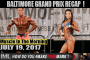 BALTIMORE GRAND PRIX RECAP ! - Muscle In The Morning July 19, 2017