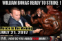 BONAC READY TO STRIKE ! - Muscle In The Morning July 21, 2017