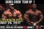 CAMEL CREW TEAM UP - Muscle In The Morning July 26, 2017