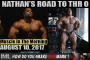 NATHAN'S ROAD TO THE O!  - Muscle In The Morning August 10, 2017