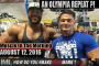 AN OLYMPIA REPEAT?! - Muscle In The Morning August 12, 2016