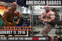 AMERICAN BADASS! - Muscle In The Morning August 17, 2016
