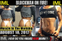 BLOCKMAN ON FIRE!  - Muscle In The Morning August 18, 2017