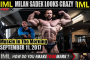 SADEK LOOKING CRAZY! - Muscle In The Morning September 11, 2017