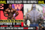 BEYEKE READY FOR OLYMPIA! - Muscle In The Morning September 12, 2017
