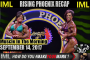 RISING PHOENIX RECAP! - Muscle In The Morning September 14, 2017