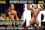 OLYMPIA 2017 RECAP! - Muscle In The Morning September 19, 2017