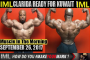 CLARIDA HEADS TO KUWAIT! - Muscle In The Morning September 26, 2017