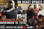 BK BEAST UPDATE! - Muscle In The Morning November 18, 2016