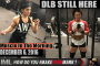 DLB STILL HERE! - Muscle In The Morning December 6, 2016