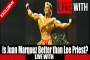 Is Juan Marquez Better than Lee Priest? LIVE WITH