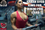 SABAH SAYED Training In The IRON ASYLUM