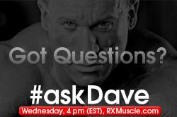 Spot Injections Grow Muscle? #AskDave 49 - 1/27/16