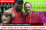 Cedric McMillan at the 2016 Arnold Classic Europe!