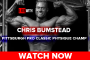 Chris Bumstead: Classic Physique Superstar on Live With