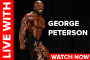 Live With George Peterson (2016 NPC Nationals Overall Classic Physique Winner)