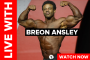Live With Breon Ansley