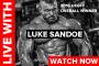 British Bodybuilding Sensation! Live With Luke Sandoe on RXMuscle.com