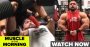 LUKE SANDOE PACKING SIZE! Muscle in the Morning (1/11/18)