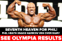 Phil Heath Wins 7th Straight Mr. Olympia Title