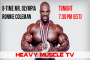 Heavy Muscle TV #93 with RONNIE COLEMAN, EUGENE MISHIN, MIKE QUINN, GLORIA FAULLS, AND MORE!
