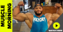 Sergio Oliva Jr Working w/a Legend! Muscle in the Morning (10/20/17)