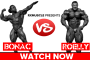 Versus: William Bonac vs. Roelly Winklaar