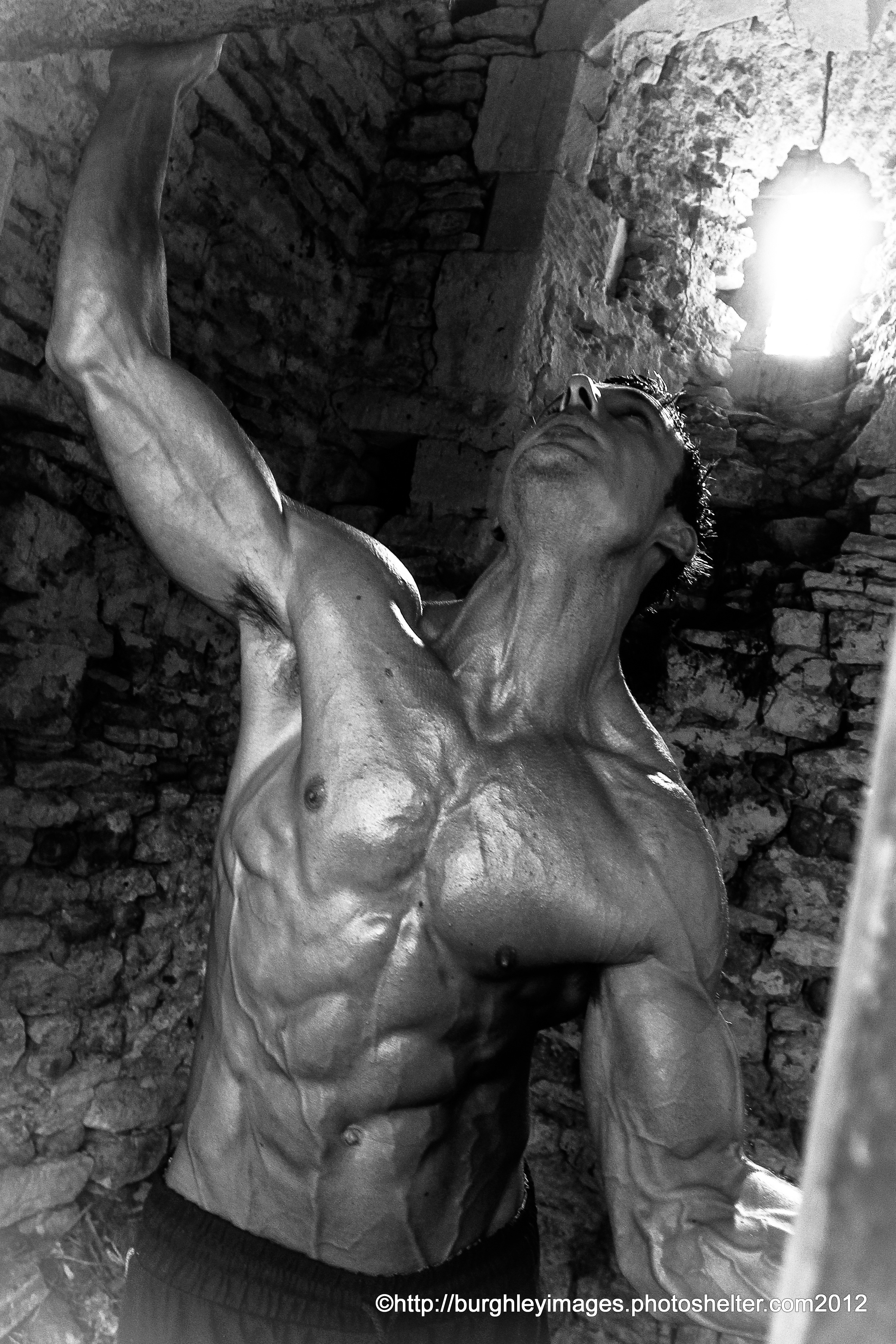 Adam Bates Chest  Workout Article