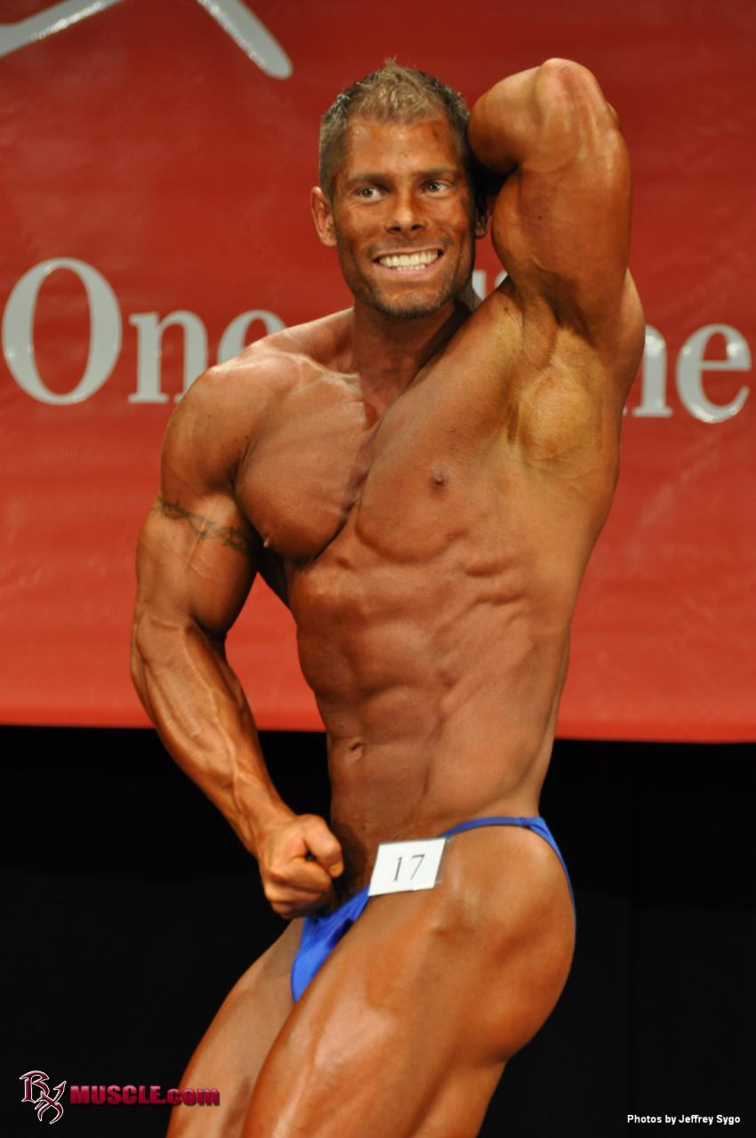 Tim Staggs Bodybuilder