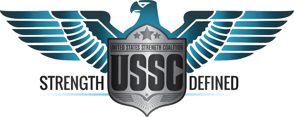 USSC eagle on white