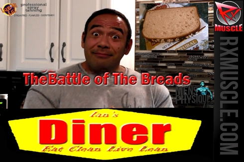 Ian's Diner Versus Series: The Battle of the Breads