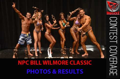 NPC Bill Wilmore Classic - Photos & Results posted