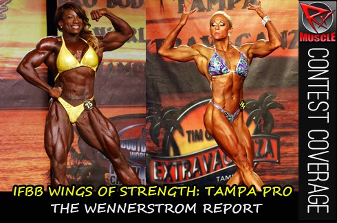 The Wennerstrom Report - IFBB Tampa Pro