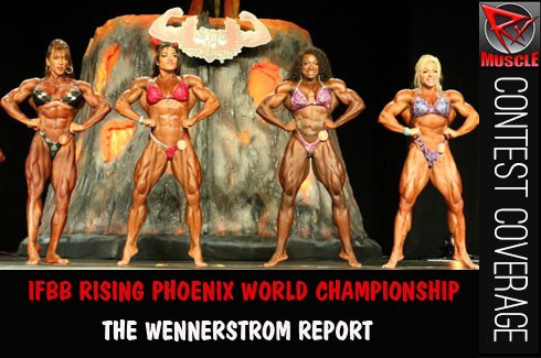The Wennerstrom Report - Rising Phoenix - FBB