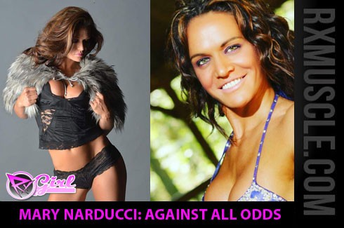 Mary Narducci - Against All Odds