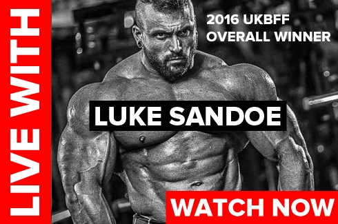 Live With Luke Sandoe