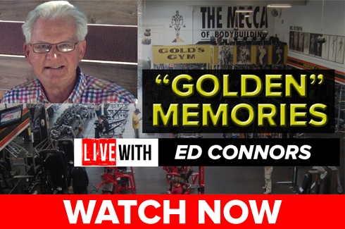 Golden Memories - Live With Ed Connors