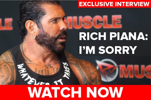 Rich Piana EXCLUSIVE Interview